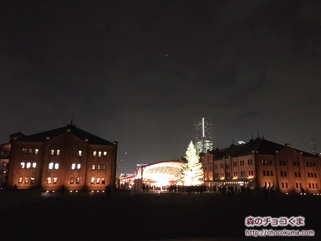 横浜赤レンガ倉庫【クリスマスマーケット2017】