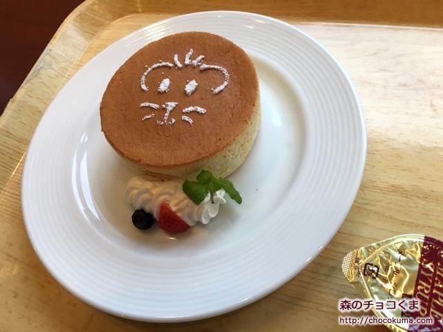 間違いなく子供が喜ぶ!お子様ランチ発祥のレストラン!!東京日本橋三越のランドマーク(LANDMARK)のパンケーキ